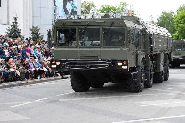 Парад Победы на Театральной площади!